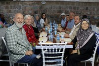 Turkey's Jewish community hosts interfaith iftar dinner for Muslim neighbors in Edirne