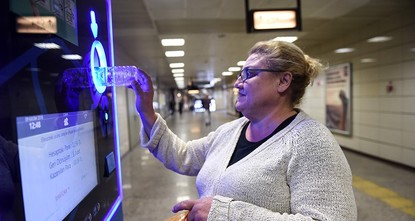 Reverse vending machines coming to Turkey's malls