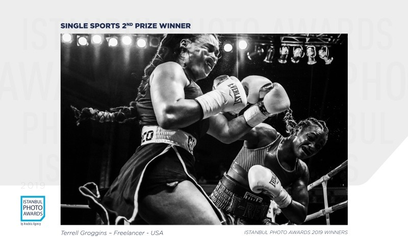 Single Sports 2nd Prize — The Greatest Woman of All Time/ Shields Strikes Back