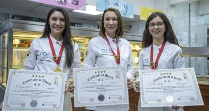 Turkish chefs claim awards at int'l contest in SKorea