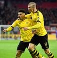 Teenage duo Haaland and Sancho leading the way at Dortmund