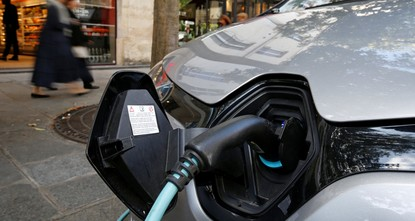 pThe battle over how and where Europeans charge their electric cars is expanding from the continent's cities to its motorways. Power utilities, tech start-ups and oil majors are fighting to...