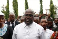Opposition candidate Felix Tshisekedi declared winner in Congo presidential poll
