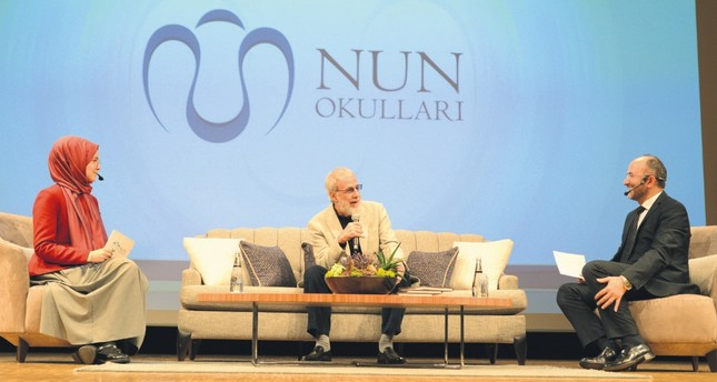 Yusuf Islam talks about education, Muslims' 'lost role' in Turkey visit