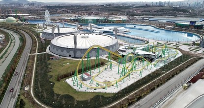 Country's biggest theme park set to open