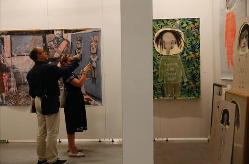 Prolific week of art in Istanbul