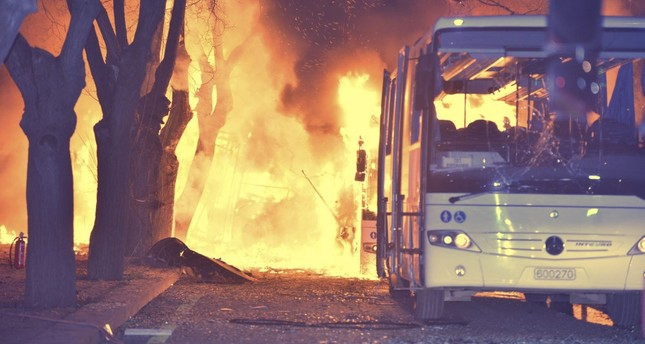 Twenty-seven people were killed in a 2016 PKK terrorist attack in Ankara, which Salih Muslum was responsible for.
