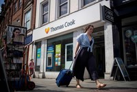 UK travel giant Thomas Cook teeters on edge as talks continue
