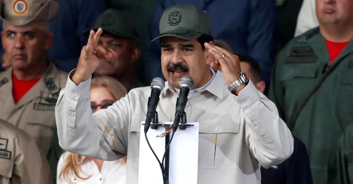 President Maduro (File Photo)