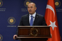 US should replace envoy McGurk, as he supports YPG/PKK, FM Çavuşoğlu says