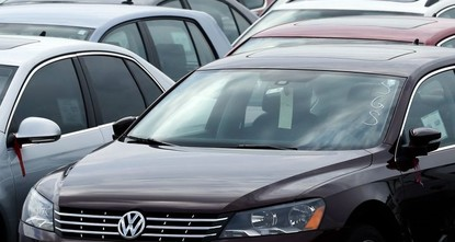 pCarmaker Volkswagen and its subsidiaries said Tuesday they would offer cash incentives to trade in old diesel cars, as Germany struggles to reduce harmful emissions following a cheating...