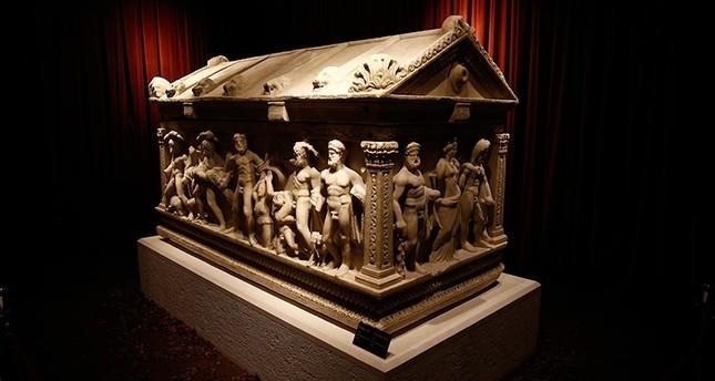 Kulturminister: 44 antike Artefakte in die Türkei zurückgebracht