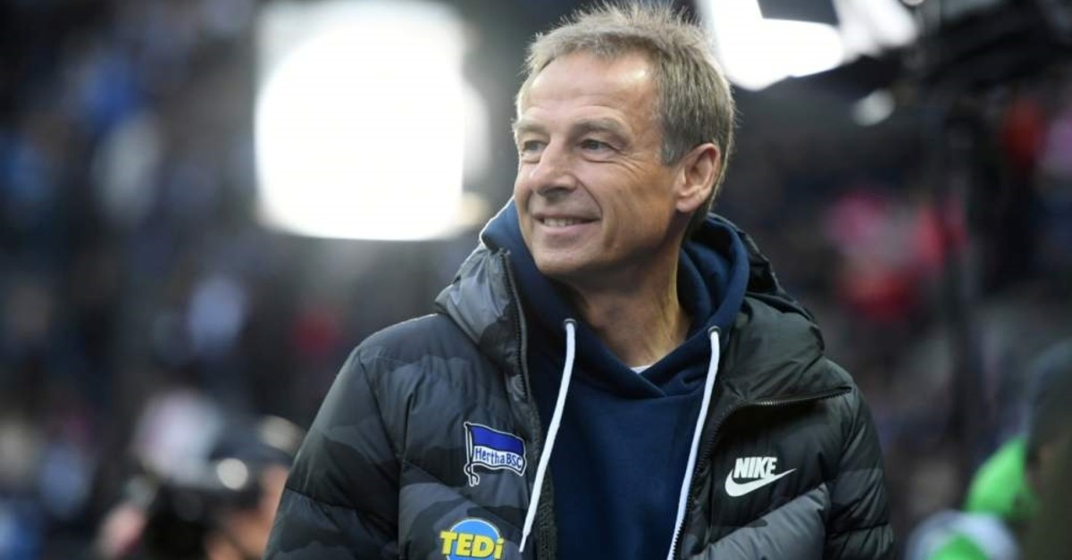 Klinsmann stepped down on Feb. 11 after just eight weeks on the job. (Reuters Photo)
