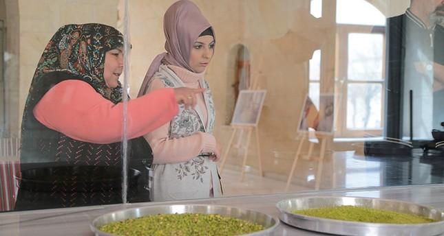 افتتاح متحف لـالبقلاوة في غازي عنتاب التركية