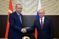 Turkey, Russia agree on demilitarized zone in Idlib to avoid humanitarian tragedy