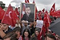 Erdoğan does not need German gov't approval to address Turks in Germany, embassy spox says