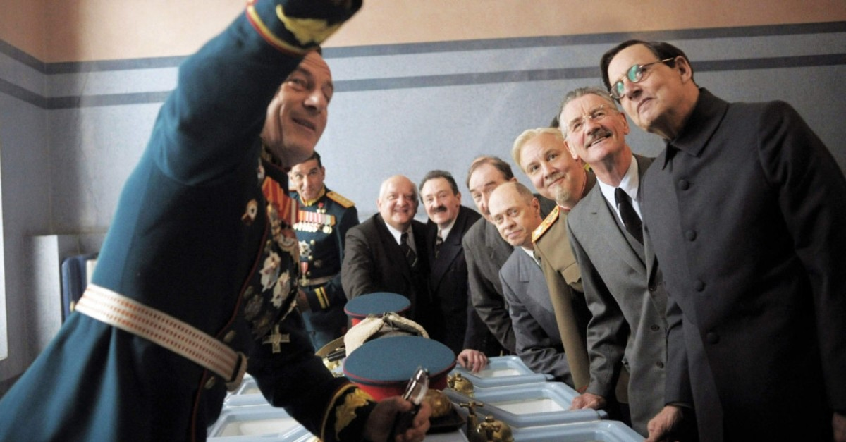 Known for his political satire, Armando Iannucci has adapted u2018The Death of Stalin, from the graphic novel with the same name and the movie is a comedy full of absurdities.