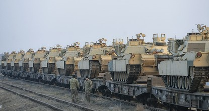 pWorldwide arms trade has risen to its highest level since the Cold War in the last five years, driven by a demand from the Middle East and Asia, a study said Monday./p  pBetween 2012-2016, arms...