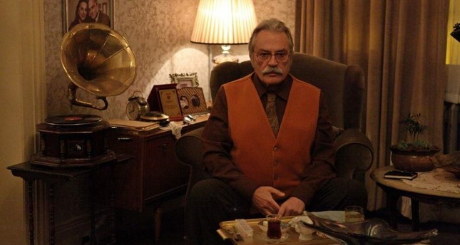 Haluk Bilginer won the International Emmy Award for Best Actor with his role in the TV series ?ahsiyet.