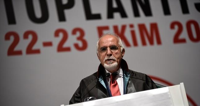 Durakolu Elected As Head Of Istanbul Bar Association -3348
