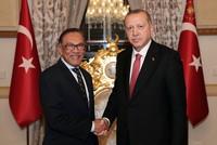 ماذا قال السياسي الماليزي أنور إبراهيم بحق تركيا ورئيسها أردوغان؟