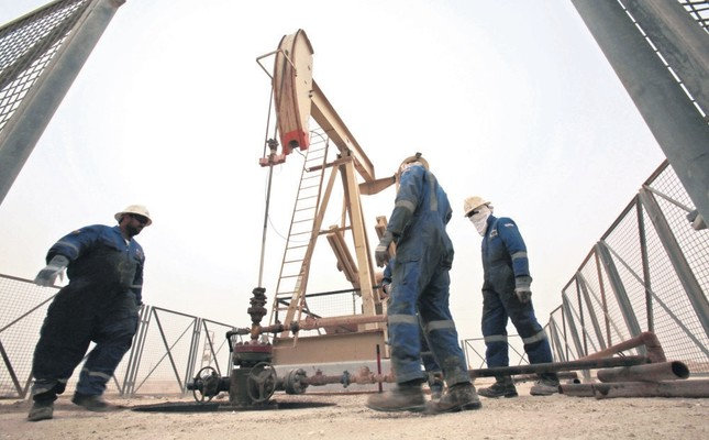 Oil prices reached one-month highs as the attacks led to concerns about supplies in the Middle East.