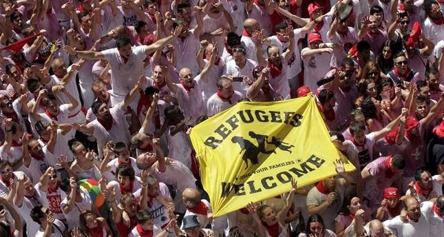 222 ألف لاجئ وصلوا ألمانيا في النصف الأول من العام الجاري