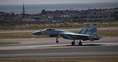 'Ankara evaluating Russia's Su-35 fighter jet offer'