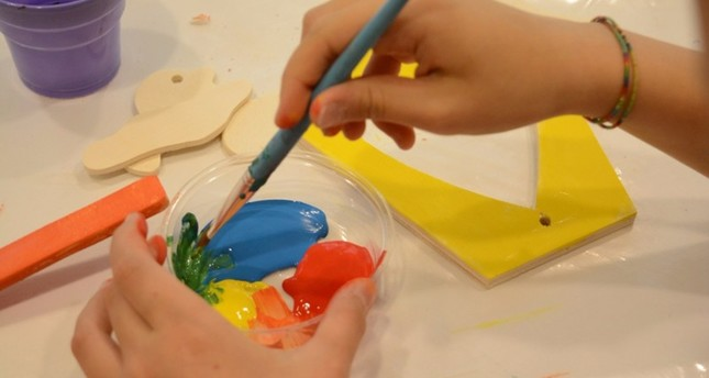 Antalya children to conclude August with arts