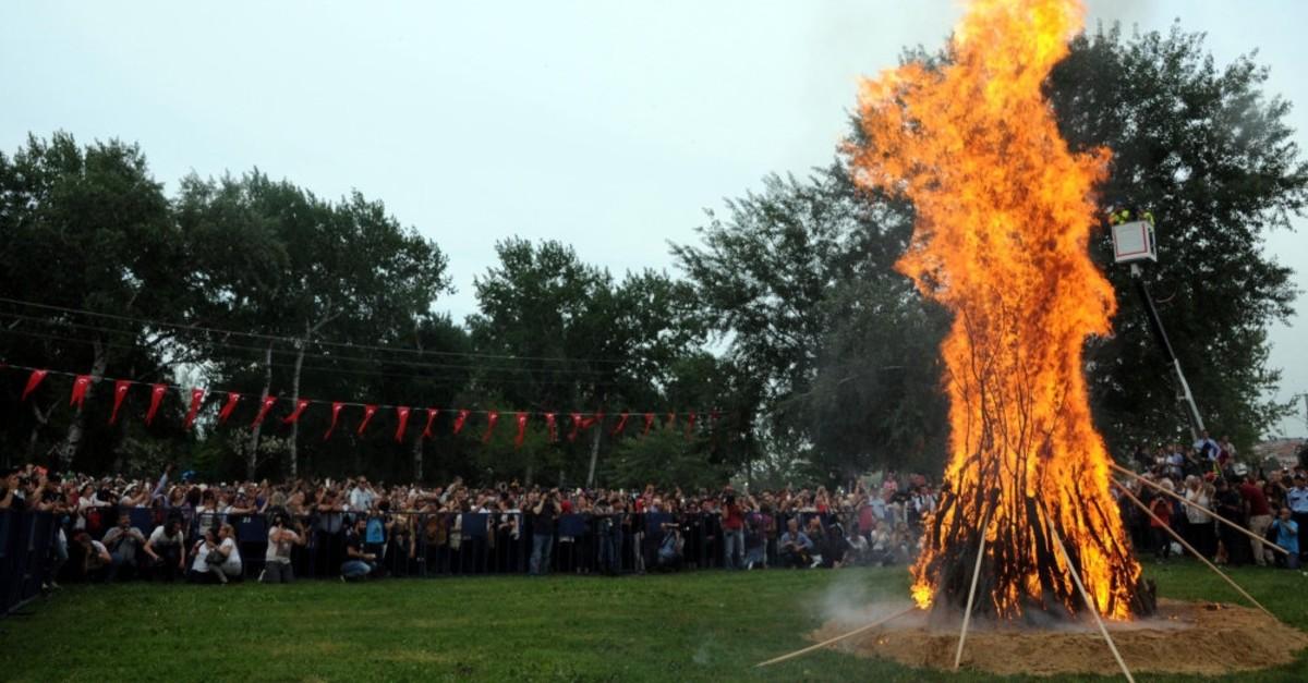Turkey-based expat organization Yabangee will celebrate the traditional Hu0131du0131rellez with ,Let's go to Hu0131du0131rellez: Spring Street Festival.,