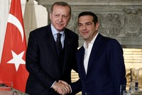 Turkey, Greece resolved to launch confidence building measures despite disagreements