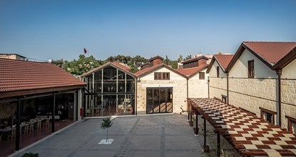 pBoğaziçi University has restored a 100-year-old cotton ginnery in the southern Mediterranean city of Tarsus and transformed the building into a cultural and archaeological center to host academic...