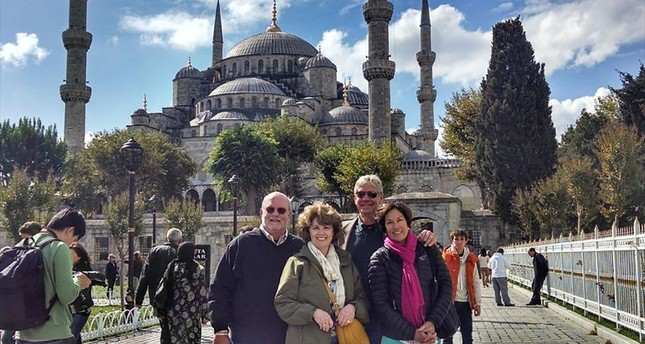 Last year, Turkey welcomed more than 4.5 million German tourists and the ministry expects over 5.6 million visitors from Germany this year.