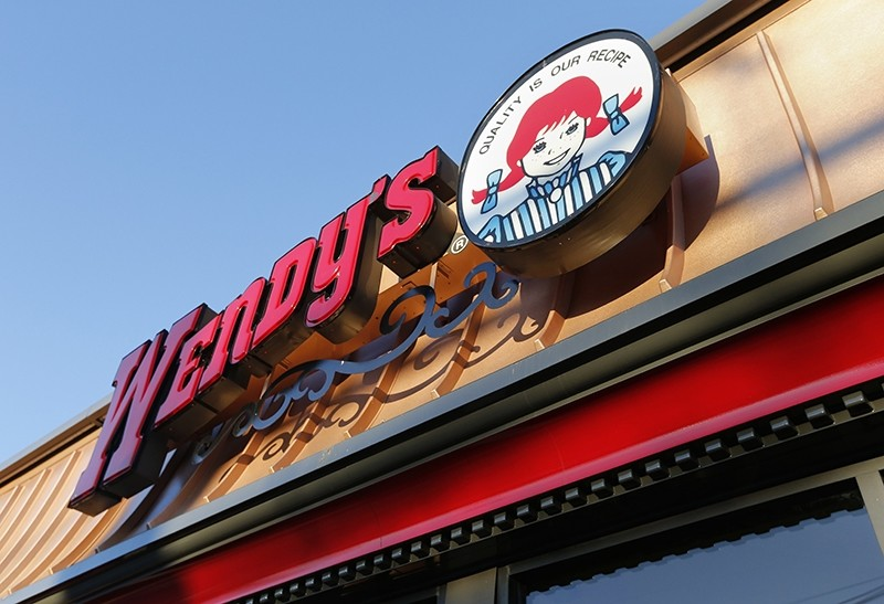 This Friday, March 21, 2014, file photo, shows a Wendy's restaurant in Providence, R.I. (AP File Photo)