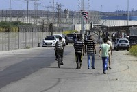 Israel closes Gaza crossing on the eve of bayram