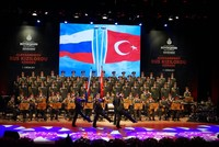 Russia's Alexandrov Ensemble a.k.a Red Army choir to perform in Istanbul on March 10