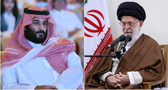 Saudi Crown Prince calls Iran leader 'new Hitler'