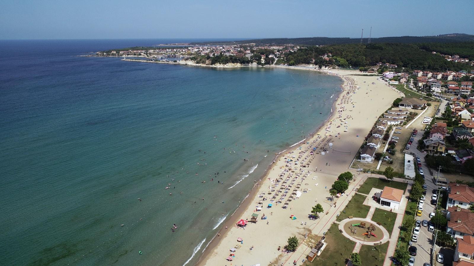 Кристально чистая вода, живописные бухты, песчаные пляжи: 459 пляжей в Турции получили «Голубой флаг»