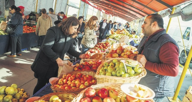 Consumer prices in Turkey went up by 15.01% in August compared to the same month last year.