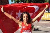 Turkey's Bekmez bags gold medal at European Race Walking Cup