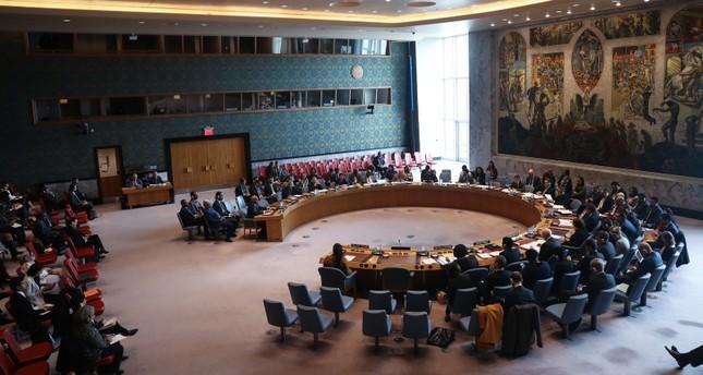 مشروع قرار بريطاني بمجلس الأمن يدين هجوم حفتر ويدعو لوقف إطلاق نار فوري
