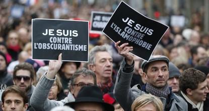 Islamophobes contemplate a civil war in France