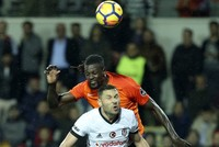 Başakşehir moving up as others drop points