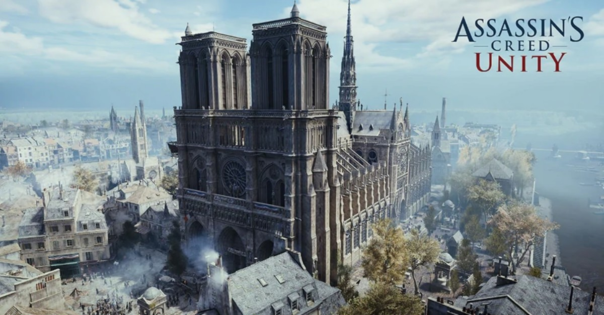 Photo courtesy of Ubisoft.