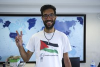 #WalkToPalestine: Swedish activist banned from entering Palestine by Israeli police
