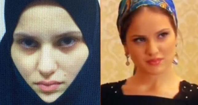 زوجة المدعو أبو عمر الشيشاني