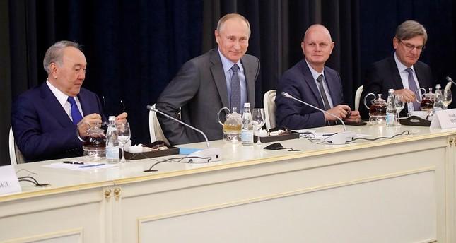 Putin setzt auf enge Wirtschaftskooperation mit Deutschland