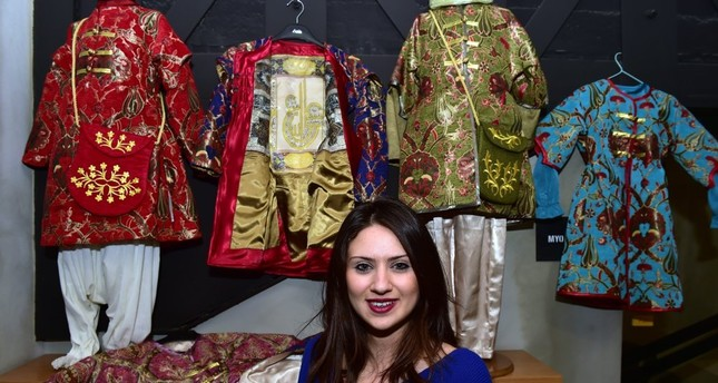 Children S Fashion In Ottoman Palace Reflects Empire S Aesthetics