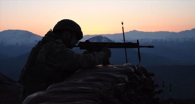 الأمن التركي يحيد 5 إرهابيين في عملية بريف ولاية تونجلي جنوب شرق البلاد