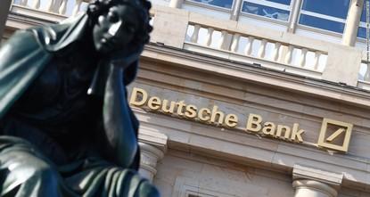 Deutsche Bank macht 3,15 Mrd. Euro Verlust